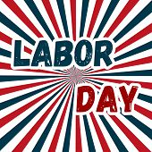 Labor Day, Poster Or Banner Happy Labor Day poster