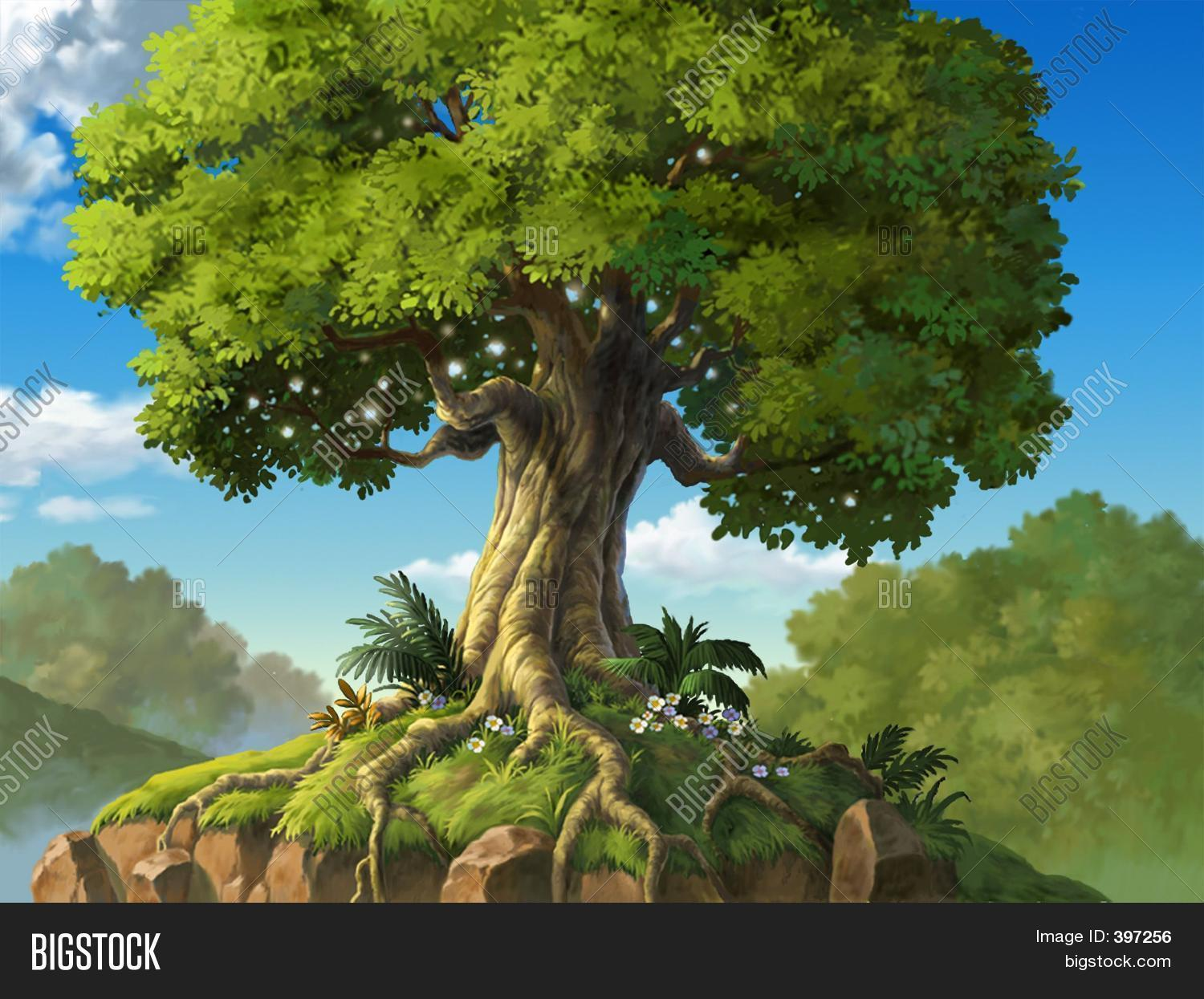 Tree With Roots Images Stock Photos &amp Illustrations