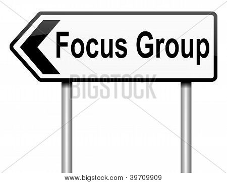 Focus Group Concept.