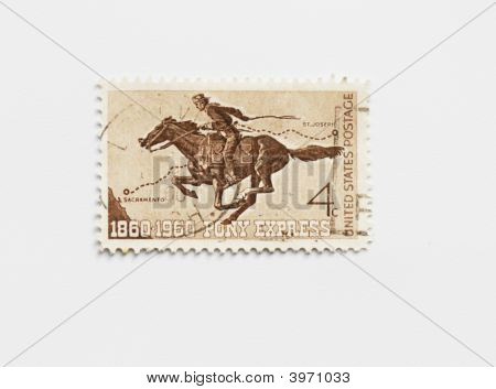 Hundred Years Pony Express