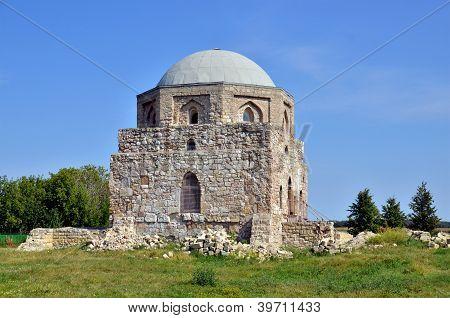 Muslim Mausoleum In Bolgar, Russia