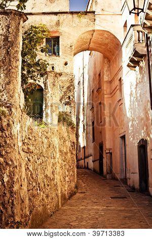 Ravello, Amalfi Coast, Italy.