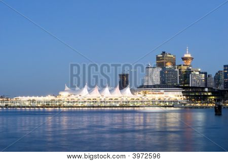 Canada Place (2008) - Vancouver, Canada