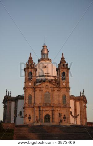 Sanctuary Of Sameiro, Braga, Portugal