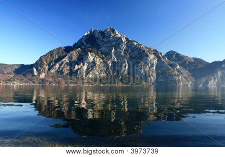 Alpine Landscape, Mountain