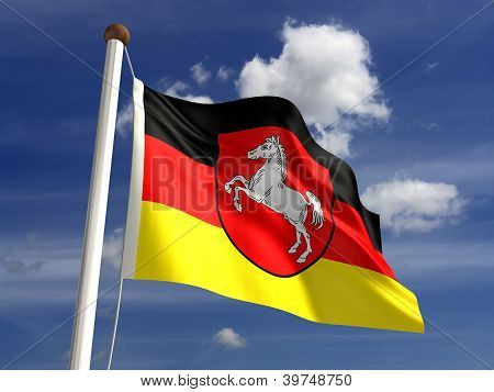 Lower Saxon Flag Germany