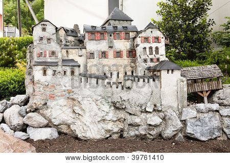 Vaduz Castle Model