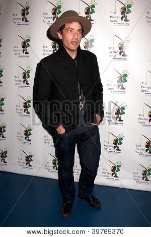 LOS ANGELES - DEC 4:  Jakob Dylan arrives at