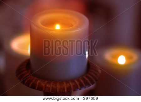 Warm Candles
