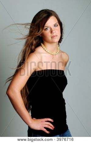 Glamorous Teen