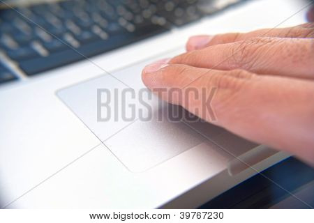 Mouse Pad Laptop