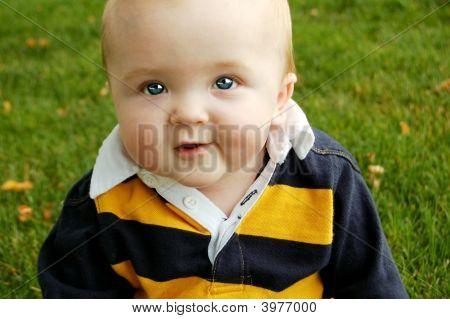 Handsome Baby Boy