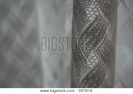Net Curtains Macro