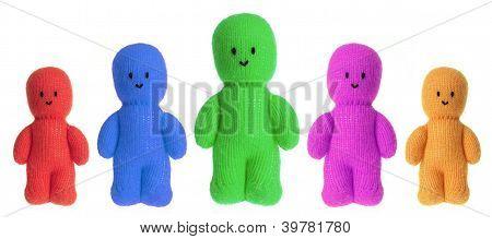 Soft Toy Dolls