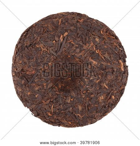 Disc Of Puer Tea