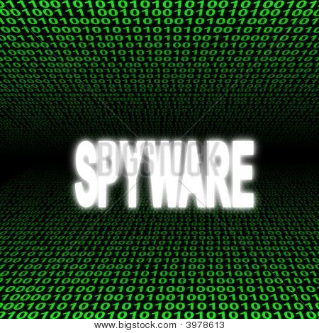 Spyware Over Binary Code