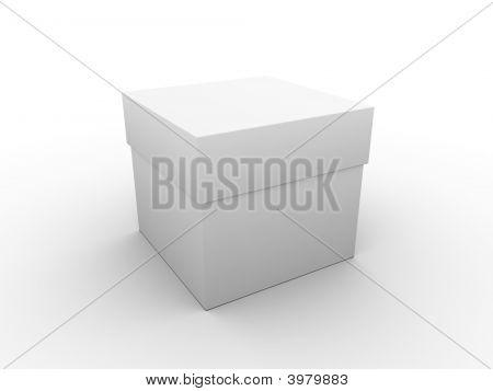 Blank Gift Box