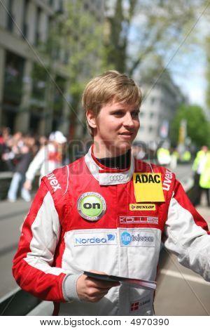 Audi  Christian Bakkerud