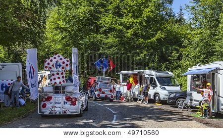 Carrefour Trucks
