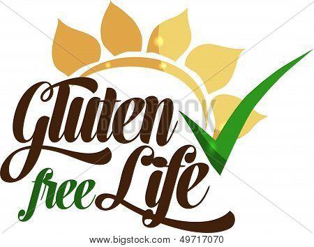 Gluten free life message