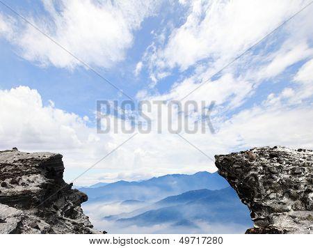 Danger Precipice