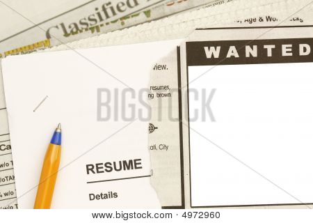 Jobs In The Newspaper