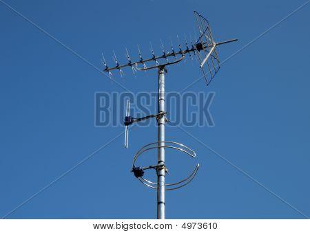 Digital Tv And Radio Antennae