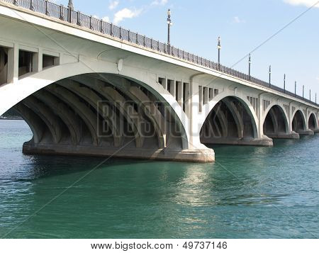 Macarthur Bridge To Belle Isle