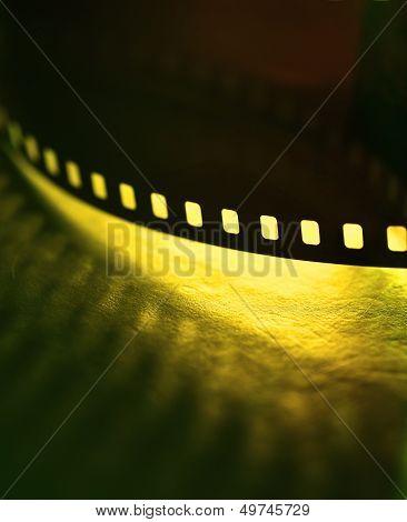 35 Mm Movie Film