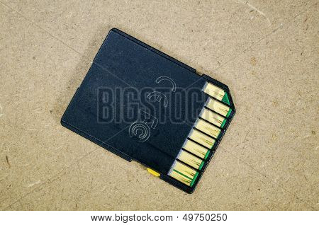 Old Sd Memory Card