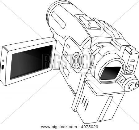 Minidv Camera
