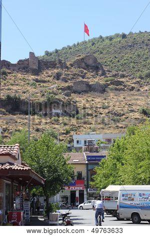 Fethiye castle