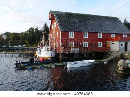 Ship Port Harbor