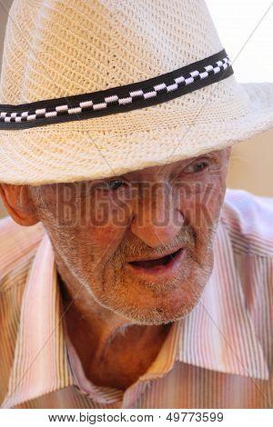 Turkish pensioner