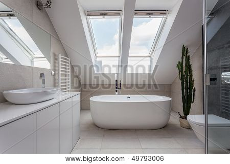 Urban Apartment - Bathroom