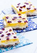 Hawaiian Pineapple Bars