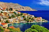 stock photo of greek-island  - wonderful Greece - JPG