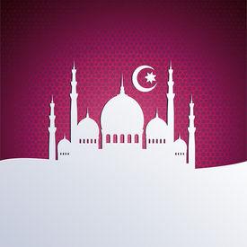 stock photo of ramazan mubarak  - islamic backgrounds  - JPG