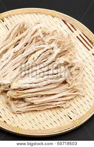 dried radish