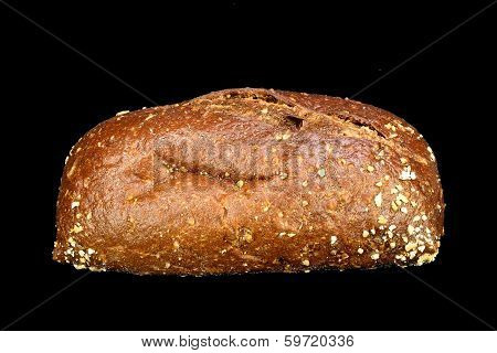 Pumpernickel Roll
