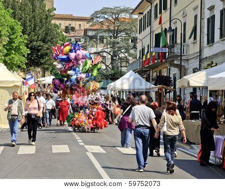 VINCI, ITALY - MAY 01 - 2009
