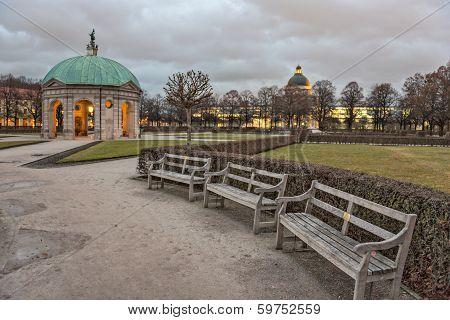 Hofgarten In Munich