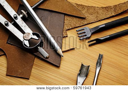 Leather craft equipment