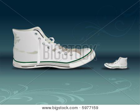 Sneaker Vs Sneaker