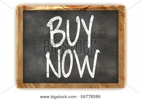 Blackboard Buy Now