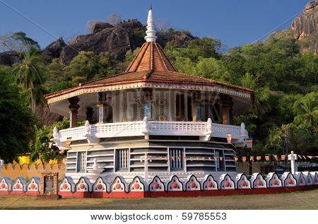 Dimbulagala Temple, Sri Lanka