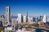 stock photo of kanto  - Yokohama - JPG