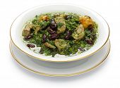 stock photo of iranian  - ghormeh sabzi - JPG