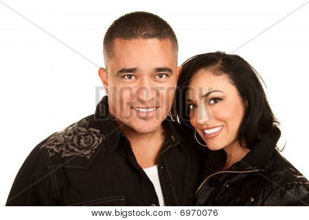 Hispanic Couple