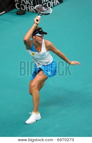 Yanina Wickmayer (bel) At Gdf Suez 2010
